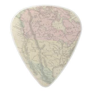 北アメリカ6 アセタール ギターピック