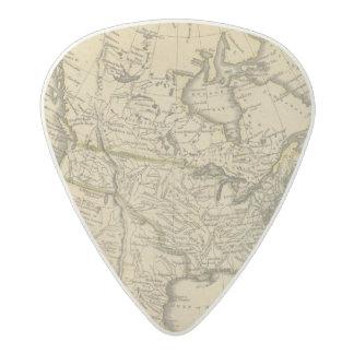 北アメリカ7 アセタール ギターピック