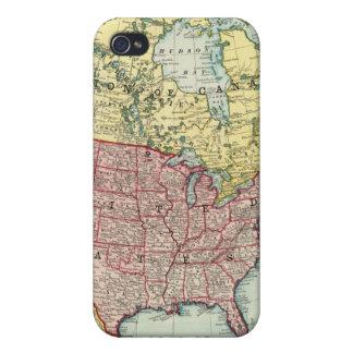 北アメリカ7 iPhone 4 COVER