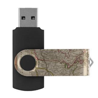 北アメリカ9 USBフラッシュドライブ