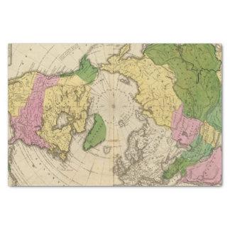 北アメリカ、アジア 薄葉紙
