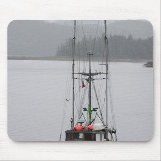 北アメリカ、カナダのシャーロット女王の島、 マウスパッド