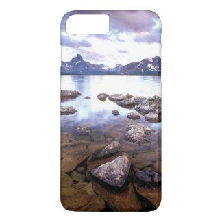 北アメリカ、カナダ、アルバータの碧玉の国民 iPhone 8 PLUS/7 PLUSケース