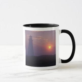 北アメリカ、カナダ、ニューファウンドランドの岬のやり、 マグカップ