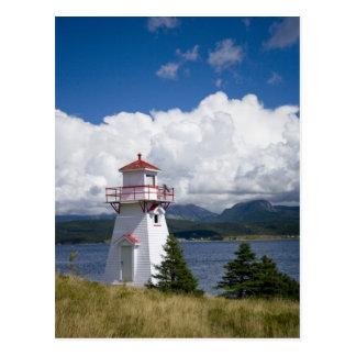 北アメリカ、カナダ、ニューファウンドランド ポストカード