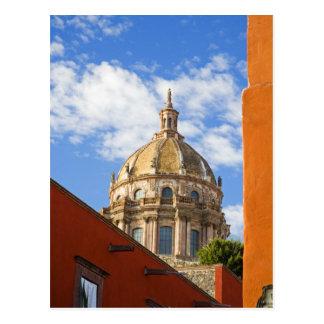 北アメリカ、メキシコ、グアナフアト州の国家、サン2 ポストカード