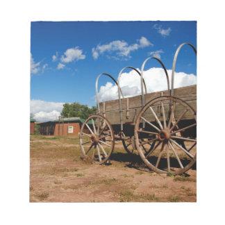 北アメリカ、米国、アリゾナ、ナバホー人インディアン2 ノートパッド