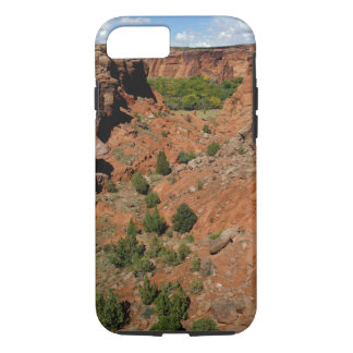 北アメリカ、米国、アリゾナ、ナバホー人インディアン iPhone 8/7ケース