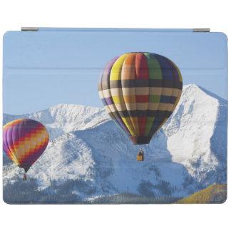 北アメリカ、米国、コロラド州、Mt.はビュートの頂点に達しました、 iPad カバー