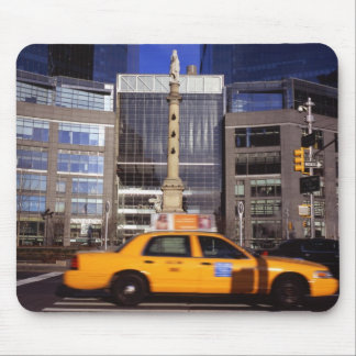 北アメリカ、米国、ニューヨーク、ニューヨークシティ マウスパッド