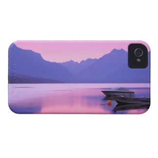 北アメリカ、米国、モンタナの氷河国民2 Case-Mate iPhone 4 ケース