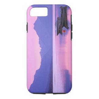 北アメリカ、米国、モンタナの氷河国民2 iPhone 8/7ケース