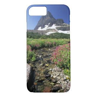 北アメリカ、米国、モンタナの氷河国民3 iPhone 8/7ケース