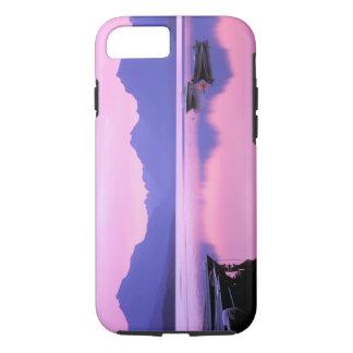 北アメリカ、米国、モンタナの氷河国民 iPhone 8/7ケース