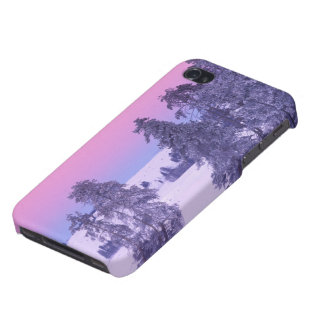 北アメリカ、米国、モンタナ、イエローストーン iPhone 4 CASE