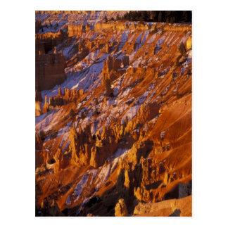 北アメリカ、米国、ユタのブライス渓谷 ポストカード