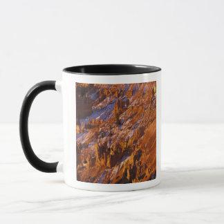 北アメリカ、米国、ユタのブライス渓谷 マグカップ