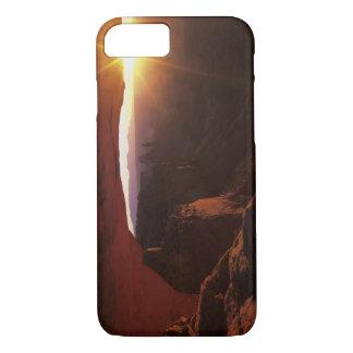 北アメリカ、米国、ユタ、Canyonlands iPhone 8/7ケース