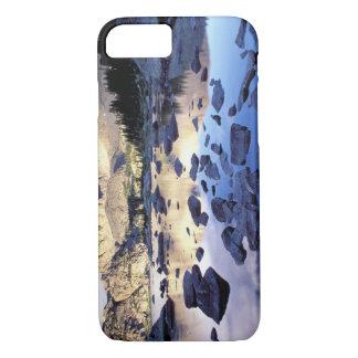 北アメリカ、米国、ワイオミング、イエローストーン3 iPhone 8/7ケース