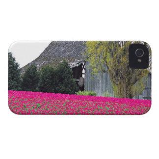 北アメリカ、米国、ワシントン州のSkagitの谷 Case-Mate iPhone 4 ケース