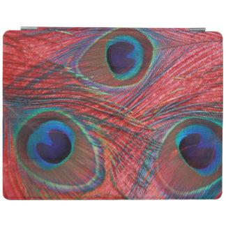 北アメリカ、米国、WA、Redmondの孔雀 iPadスマートカバー