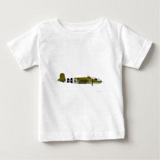 北アメリカB-25 Mitchell ベビーTシャツ