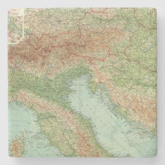 北イタリア、オーストリアの&c ストーンコースター