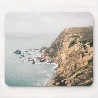 北カリフォルニアの海岸 のマウスパッド マウスパッド