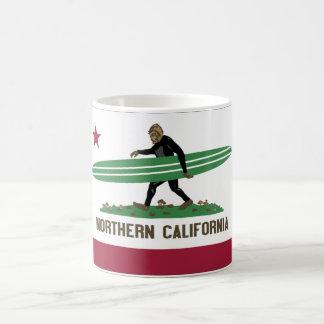 北カリフォルニア コーヒーマグカップ
