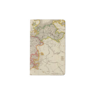 北ドイツ ポケットMoleskineノートブック