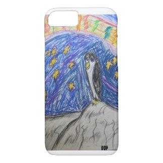 北ライトペンギン iPhone 8/7ケース
