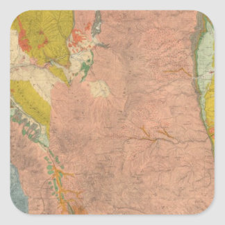 北中央コロラド州2 スクエアシール