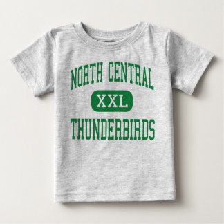 北中部の-雷鳥-高インディアナポリス ベビーTシャツ