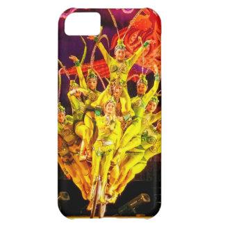 北京のサーカスの曲芸師 iPhone5Cケース