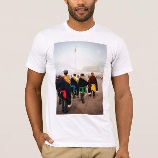 北京のパレード Tシャツ