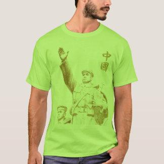 北京の彫像 Tシャツ