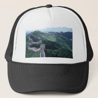 北京の近くの万里の長城 キャップ