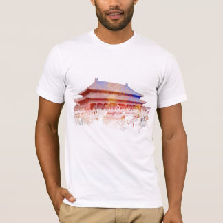 北京紫禁城 Tシャツ