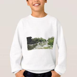北京BotanicalGardensのスケッチ スウェットシャツ