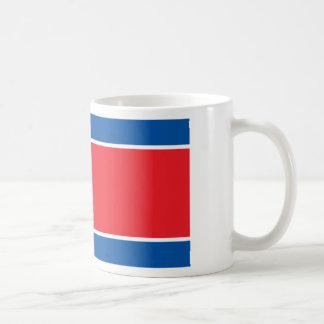 北朝鮮の旗 コーヒーマグカップ