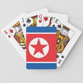 北朝鮮の旗 トランプ