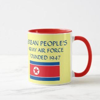 北朝鮮の空軍マグ マグカップ