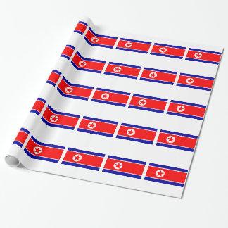 北朝鮮 ラッピングペーパー