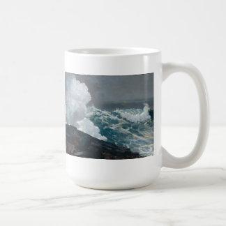 北東の強風 コーヒーマグカップ