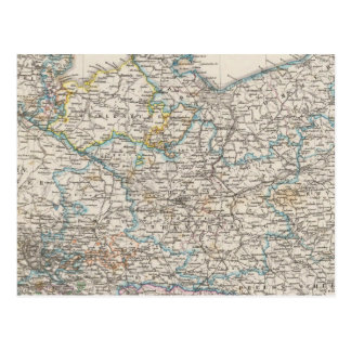 北東ドイツ ポストカード
