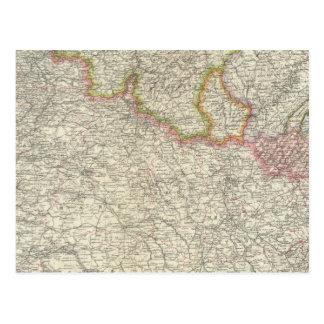 北東フランス ポストカード