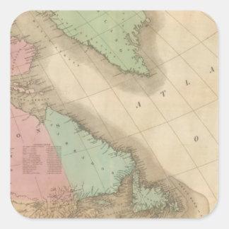 北東北アメリカ スクエアシール