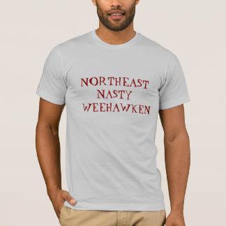 北東扱いにくいWEEHAWKEN Tシャツ