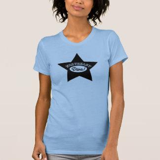 北東花型女性歌手 Tシャツ