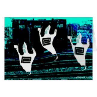 北東通路の鉄道の幽霊 カード